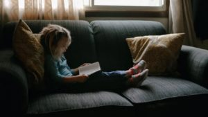 Historical Fiction Children Reading