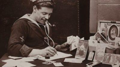 Non Fiction War Books Sailor Writing