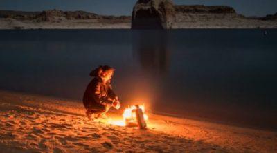 Survival Books Fiction Campfire